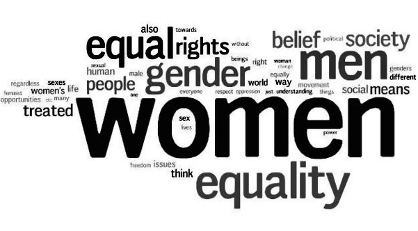 essay on men and women in society Role of women in society essay 3 (200 words) the way of behaving, thinking and doing of women is completely different from the men so we can say that women are physically, physiologically and psychologically not equal to men.