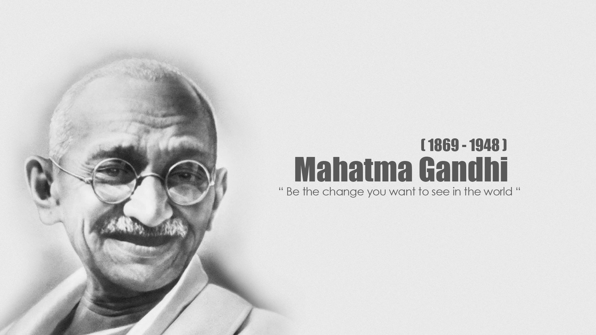 mahatma gandhi essay article speech biography