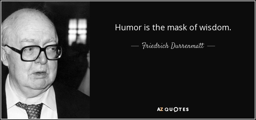 Humor and Wisdom: Essay, Article, Short Note, Speech | Humour and Wisdom