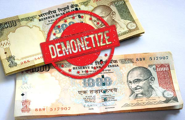 Essay in 300 words on demonetization