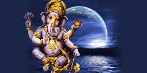 5th March, 2018 Sankashti Chaturthi Moonrise Isikhathi ENdiya (Moonrise Time 5 Mashi)