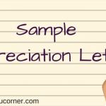 Employee Appreciation Letter Samples, Format & Tips - Appreciation Email