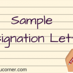 Sample Resignation Letter - Professional Resignation Letter (Two Weeks Notice)