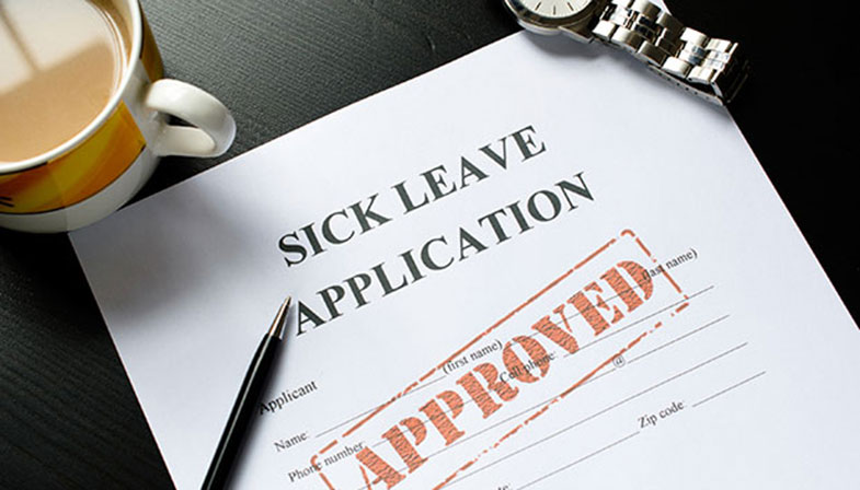 Sample Sick Leave Letter For School, Students, Employees (Sick Leave Application)