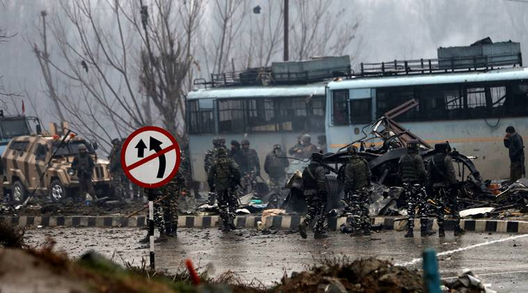 Pulwama Attack: Essay, Short Note, Paragraph, Article